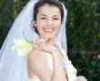 Сати Казанова готовится для свадьбе